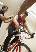 Bike Fit with James Clapp, Physiotherapist